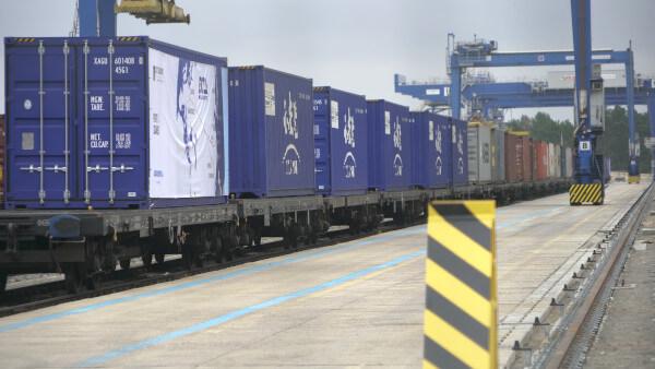 transport kolejowy i intermodalny