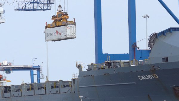 Maritime forwarding - Refrigerated containers