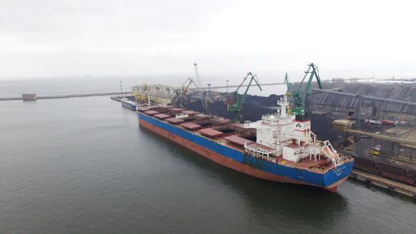 Maritime forwarding - bulk cargo